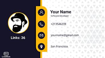 LinkRick Digital Card